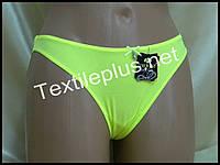 Трусики стринги Coeur joie зеленый 9607