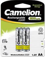 Аккумулятор Camelion R 6/2bl 600 mAh Ni-CD БЛ 2шт