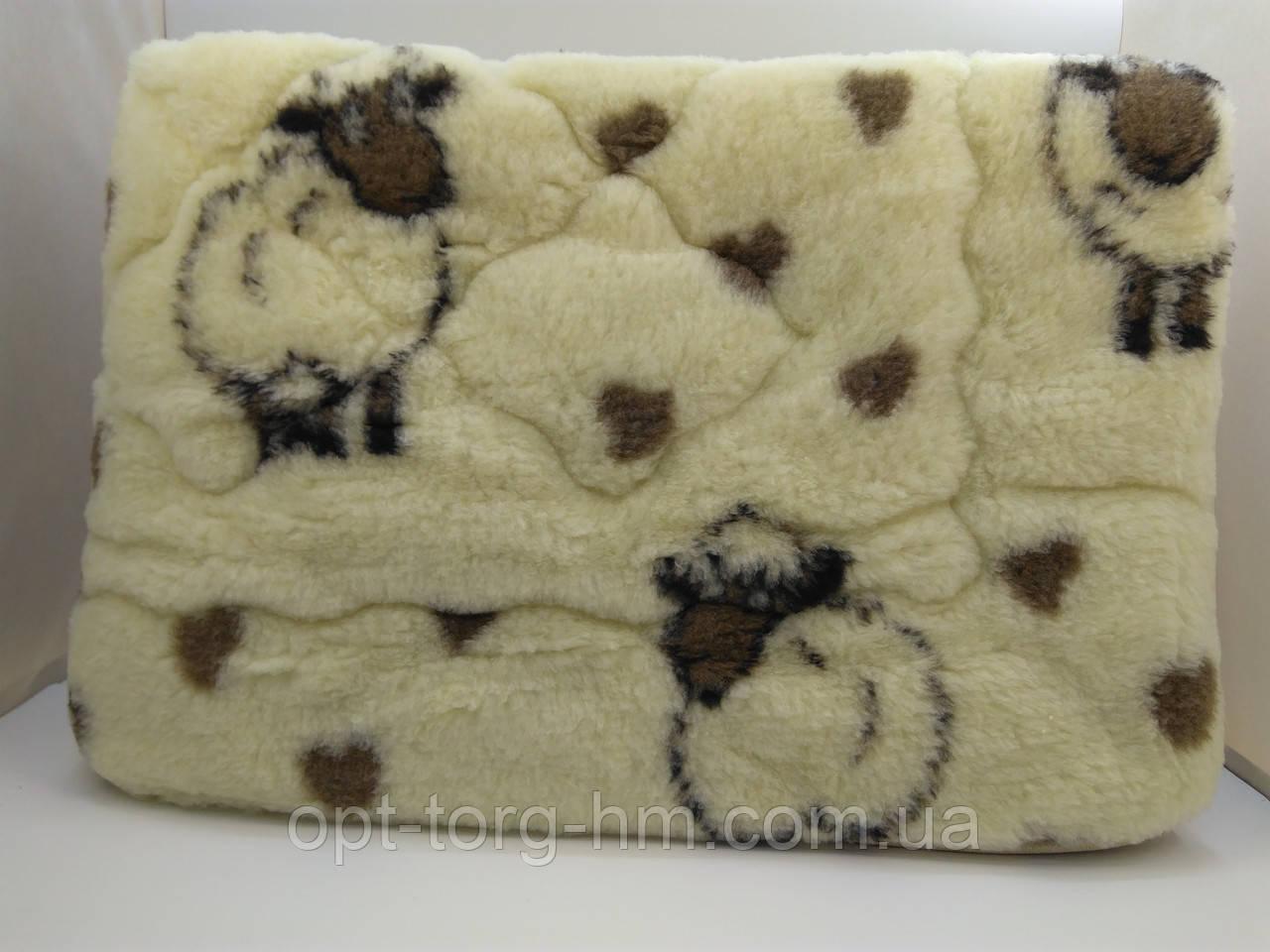 Одеяло Шерстяное открытое Pure Wool 175*215 ARDA Company