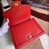 Сумка Дольче Габбана Amore 27 cm, натуральная кожа, фото 7
