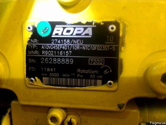 Ремонт гидронасоса  A4VG125 Ropa 274156 3