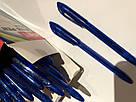 Ручка шариковая Ellott 503Р синяя, фото 3