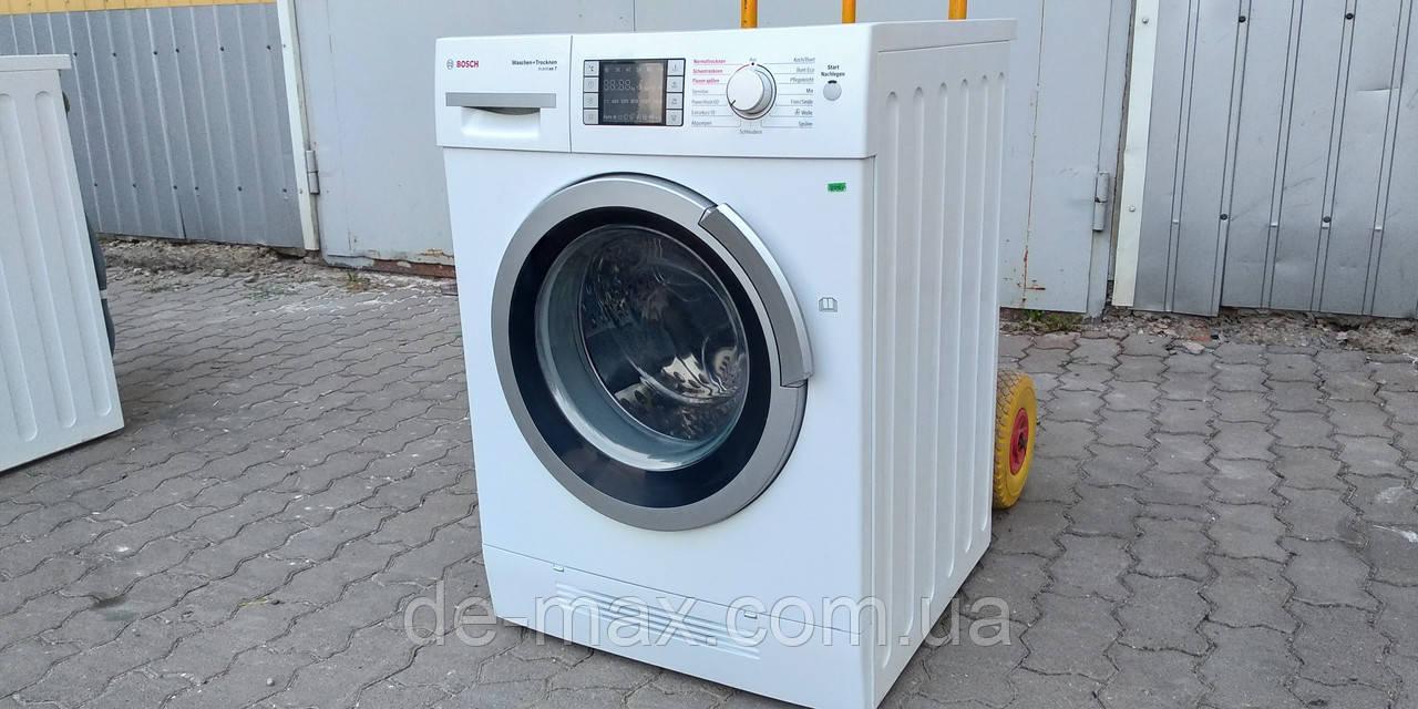 Стирально-сушильная машина Bosch WVH28440 Avantixx 7  А++ 8/5кг