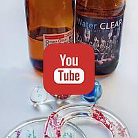 Эпоксидная прозрачная смола Water Clear Ватер клиар - особенности, разновидности, смешивание