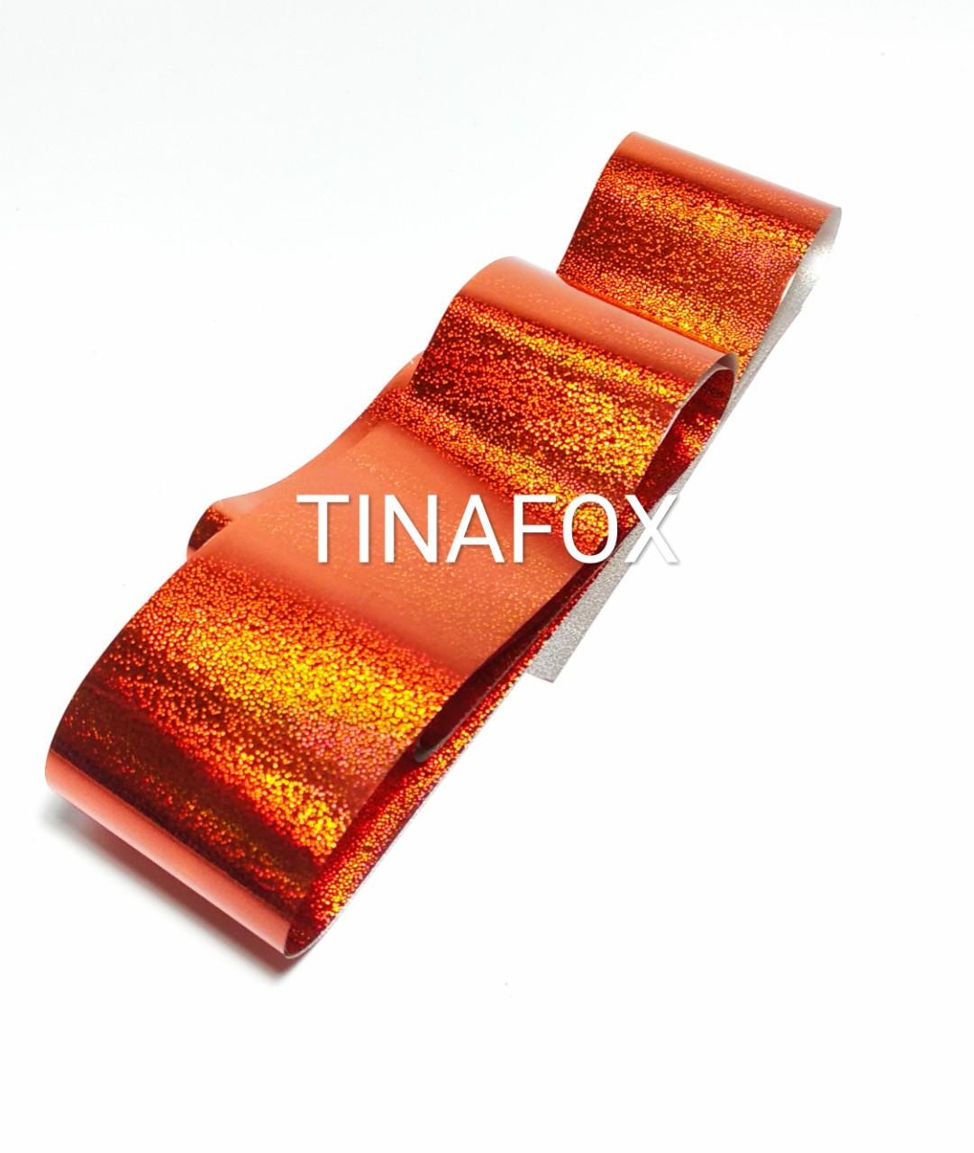 Фольга для литья и дизайна ногтей золото