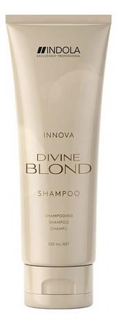 Шампунь нейтрализующий желтизну Indola Blond Addict Instacool Shampoo 250 мл, фото 2