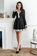 Платье, №135, чёрное