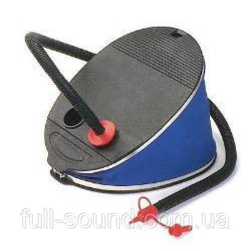 Ножной насос для надувных изделий Intex 30см.