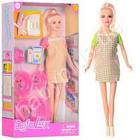 Кукла беременная Defa Lucy 8350