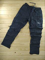 Штаны спортивные мужские батал разные бренды без манжетов размеры в ростовке 56-65  МТ-1487