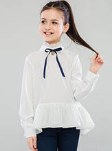 """Блуза Suzie """"Глейдис"""" БЛ-46909 128 молочний"""