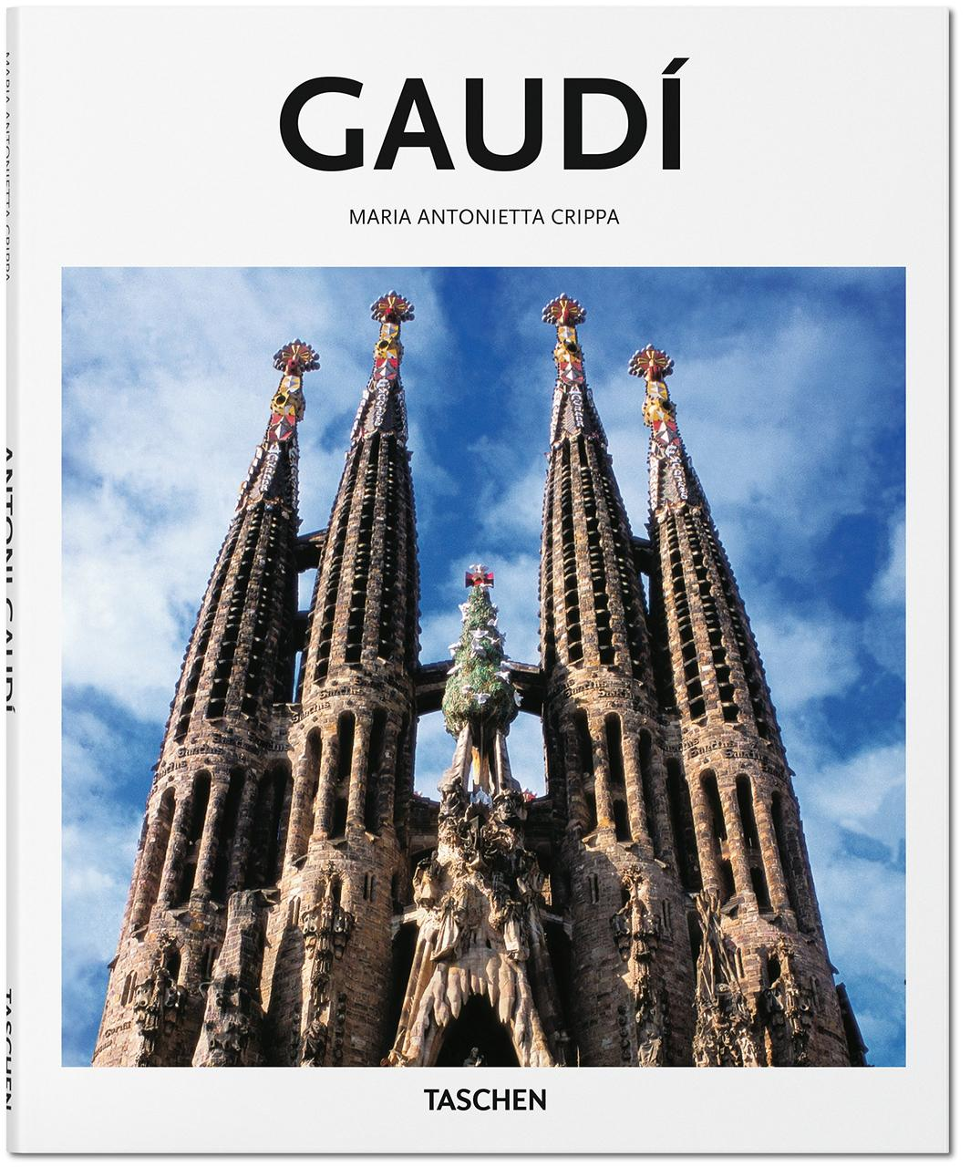 Gaudi. Maria Antonietta Crippa