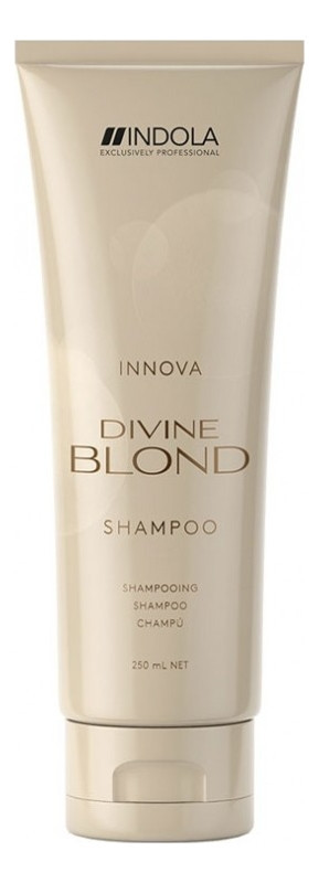 Шампунь нейтрализующий желтизну Indola Blond Addict Instacool Shampoo 250 мл