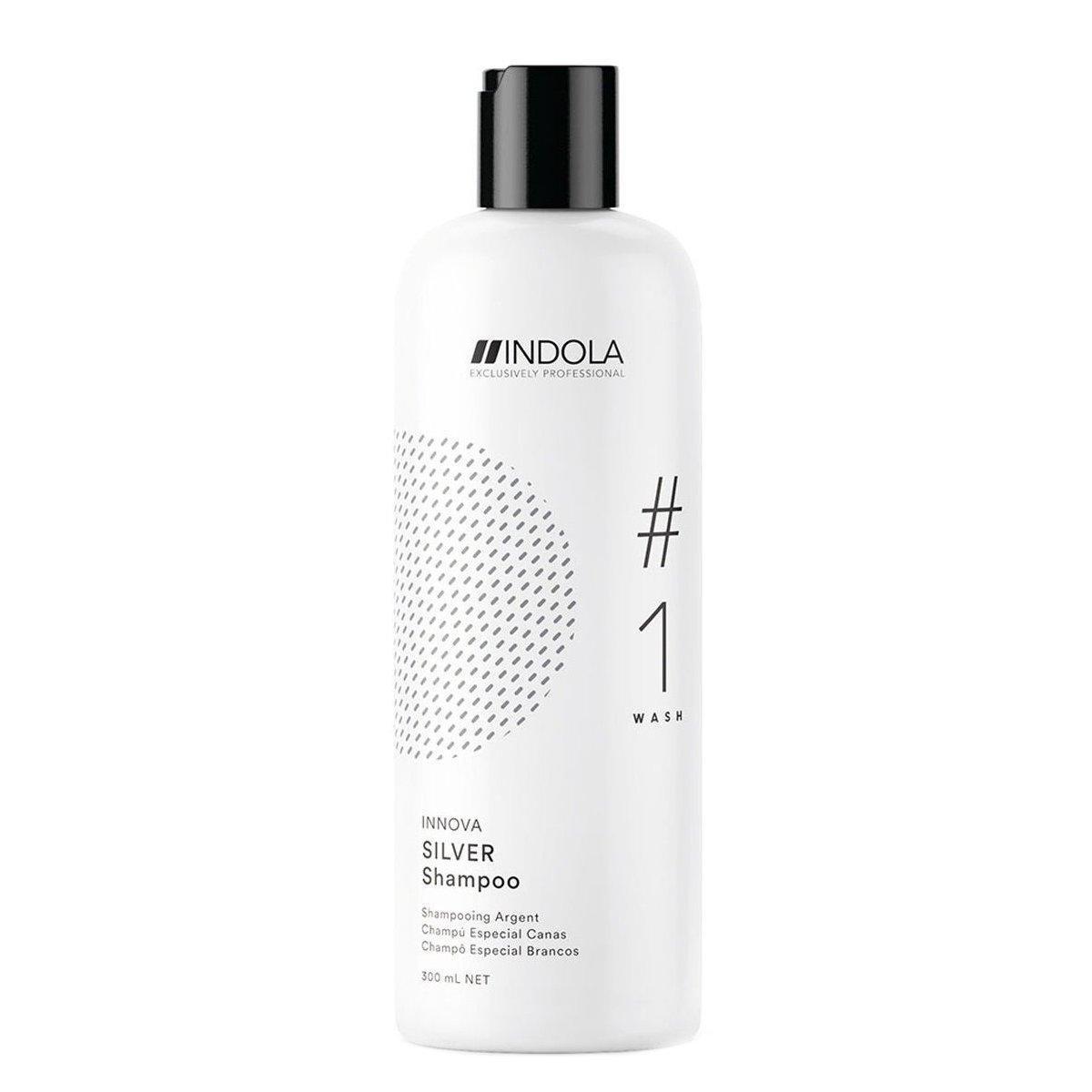 Шампунь для окрашенных волос с серебрящим эффектом 1500 мл