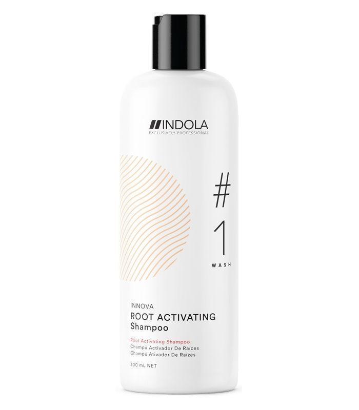 IndolaInnova Root Activating Shampoo - шампунь для стимуляции роста волос 300 мл