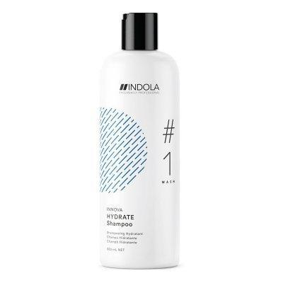 Indola Innova Hydrate Shampoo - Увлажняющий шампунь 300 мл