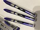 Шариковая ручка Flair 10 км синяя, фото 7