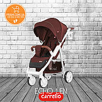 Прогулочная коляска Carrello Echo CRL-8508 Len Rose Red Красный