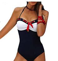 Стильный монокини купальник для модных девушек