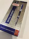 Шариковая ручка Flair 10 км синяя, фото 2