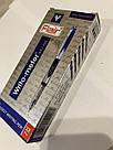 Шариковая ручка Flair 10 км синяя, фото 5