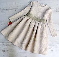 Детское платье р.128-152 София, фото 1