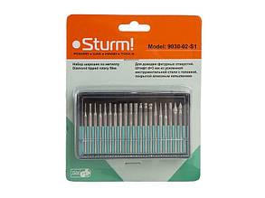 Набор шарошек по металлу (20 шт) Sturm 9030-02-S1