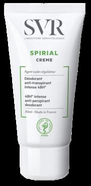 Крем дезодорант-антиперспирант SVR Spirial Cream Deodorant