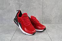 Кроссовки Nike Air 270 (3121 -2) (весна/осень, женские, искусственная кожа, красный)