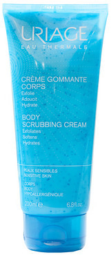Крем-скраб для тела Uriage Gommante Body Scrubbing Cream 200 мл