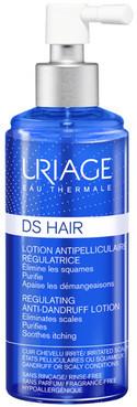 Регулирующий и успокаивающий спрей для кожи головы Uriage D.S. Lotion Regulating Soothing Spray