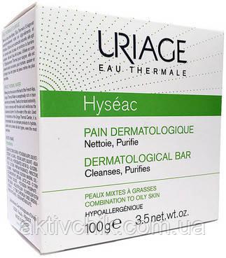 """Дерматологическое мыло """"без мыла"""" Uriage Hyseac Dermatological Bar"""