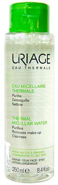 Мицеллярная термальная вода для комбинированной и жирной кожи Uriage Thermal Micellar Water Combination to Oily Skin