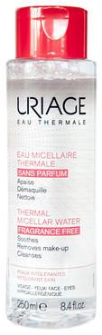 Термальная мицеллярная вода для чрезмерно чувствительной кожи Uriage Thermal Micellar Water Intolerant Skin