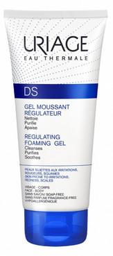 Очищающий гель от шелушения и раздражения кожи Uriage D.S. Gel Nettoyant
