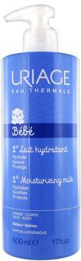Увлажняющее молочко для младенцев Uriage BEBE 1er Lait Hydratant Moisturizing Milk