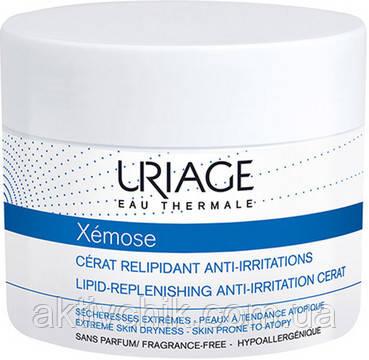 Липидовосстанавливающий насыщенный крем Uriage Xemose Cerat Lipid-Replenishing Anti-Irritation