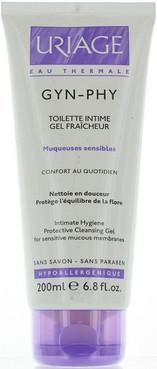 Гель для інтимної гігієни Uriage GYN-PHY Toilette Intime Gel Fraicheur 200 мл