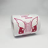 Формы для наращивания ногтей, крылья (100 штук), фото 2