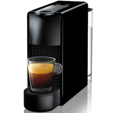 Кофемашина Nespresso Essenza Mini Piano Black C30 + Дегустационный набор + доставка Бесплатно