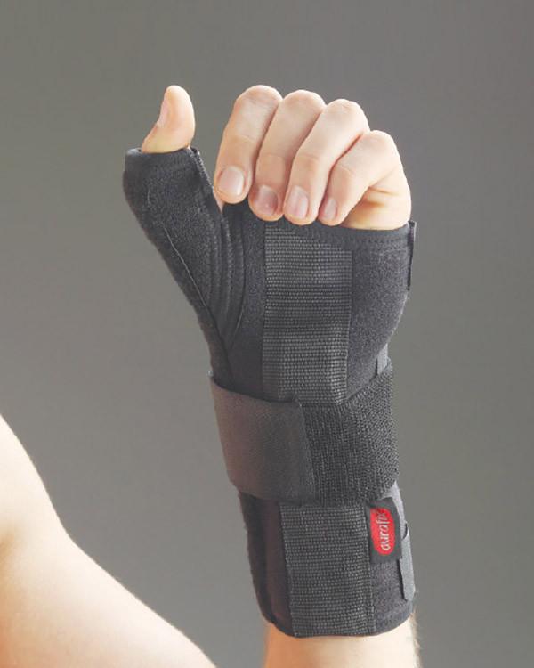 Бандаж для зап'ястя Aurafix 3608 з відведенням великого пальця руки