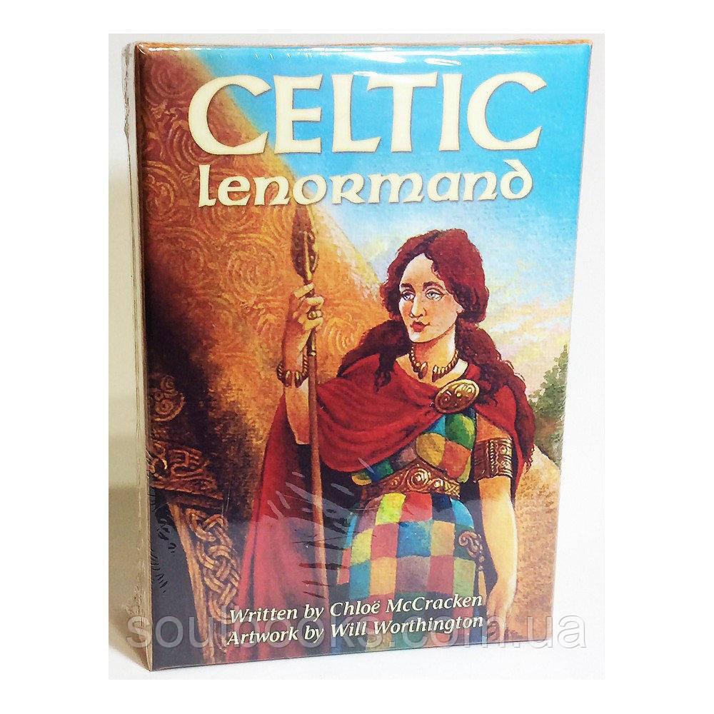 Карты Celtic Lenormand (Кельтский Ленорман)