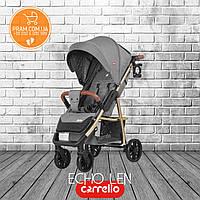 CARRELLO Echo CRL-8508/1 Len прогулочная коляска Rhino Gray Серый
