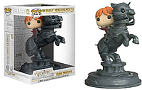 Фигурка Funko Pop Фанко Поп  Рон Уизли Шахматная фигура Гарри Поттер Harry Potter Ron Weasley  HP RW82