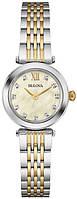 Женские классические часы Bulova 98S154