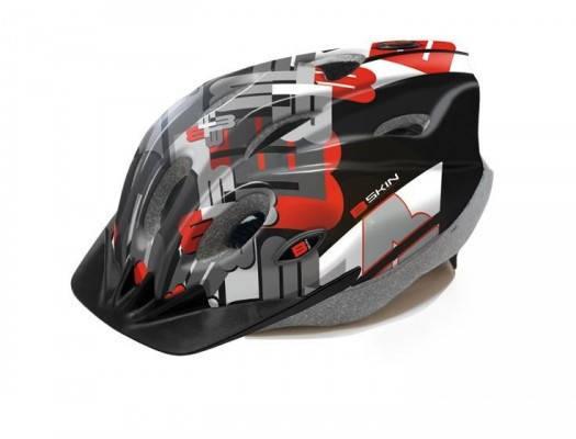 Шлем велосипедный B-Skin Tomcat (KAS043) 48-52см, фото 2