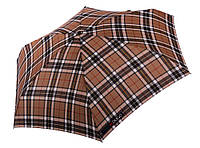 Бежевый зонт H.DUE.O  МИНИ  (механика)  арт. 123 BE
