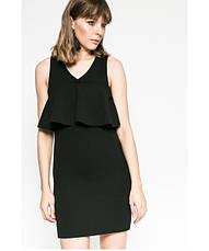 Мини-платье черное женское, фото 3