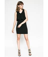Мини-платье черное женское, фото 2