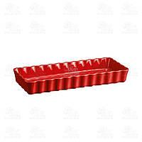 Emile Henry Форма для запекания прямоугольная Bakeware 34 - бордо 15х36 см 346034